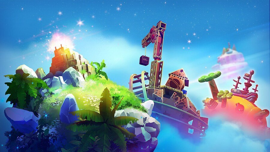 Vibrant Platformer JuJu Is Now Free For Xbox Live Gold Members