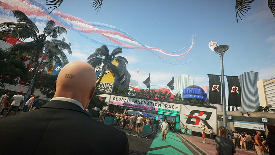 Hitman 2's Miami Level Will Be Free To Play On Xbox One This Weekend