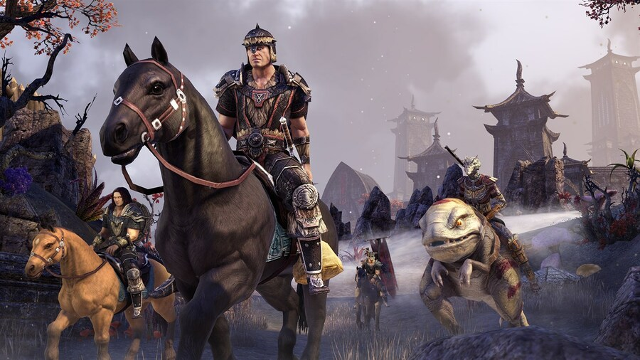 The Elder Scrolls Online: Console Enhanced Has Been Delayed A Week