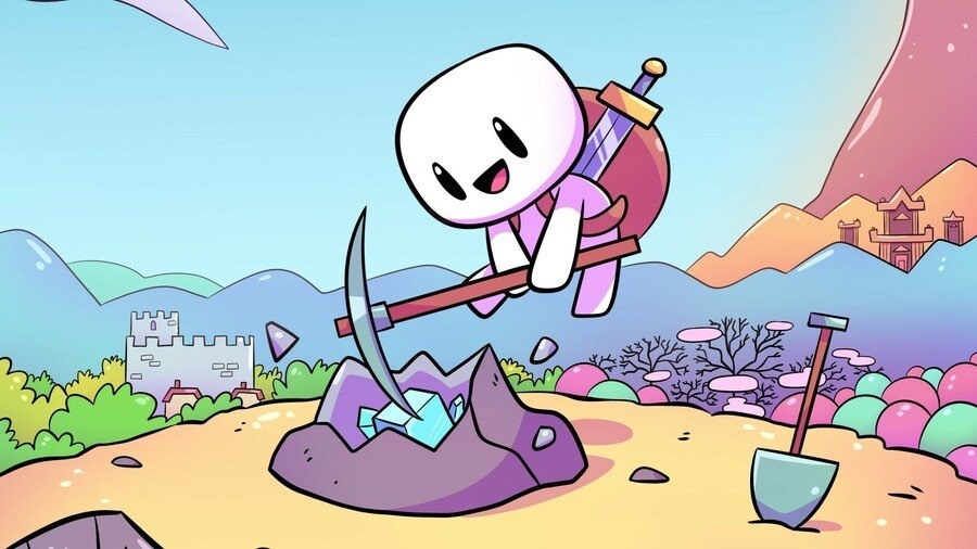 Adventure Game Forager Seemingly Coming To Xbox Game Pass Next Week