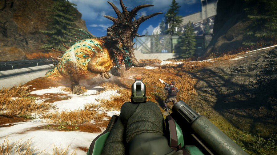 Everything You Need To Know About Second Extinction On Xbox Game Pass