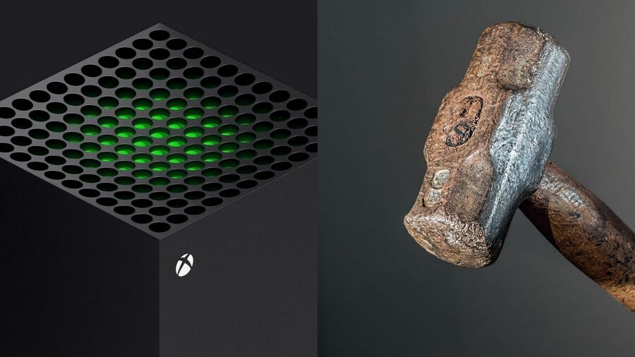 Yep, YouTubers Are Already Smashing Up The Xbox Series X