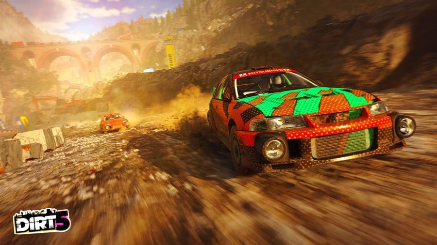 "Dirt 5 Dev Praises Xbox Series X SSD, Says It Loads Data ""Ridiculously Fast"""