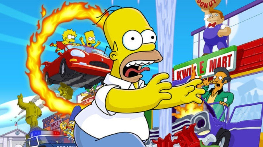 Simpsons Hit And Run Xbox Backwards Compatible