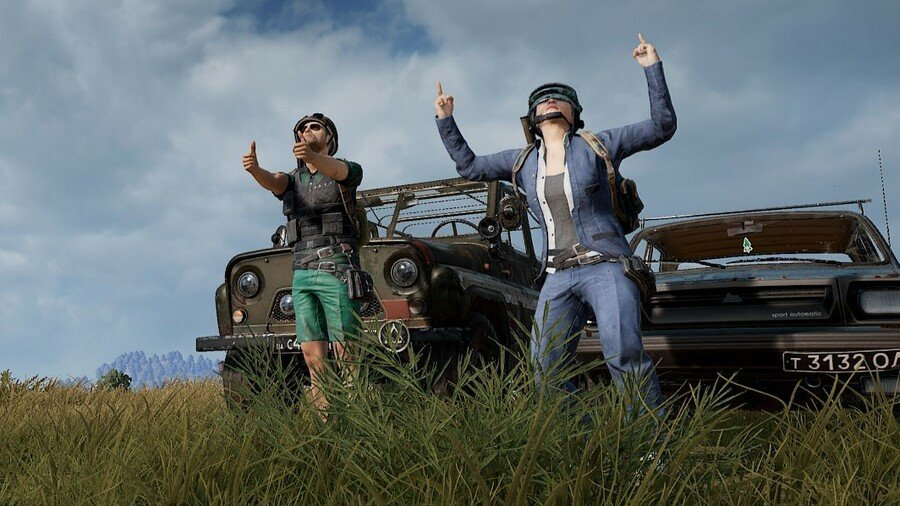 You Can Now Finally Play PUBG At 60FPS On Xbox One X