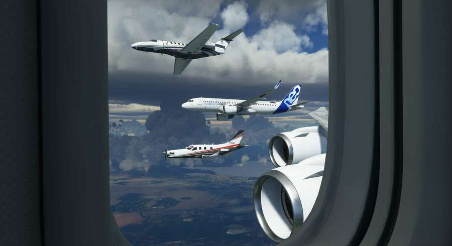 Flight Simulator For Xbox: How To Play With Friends In Online Multiplayer