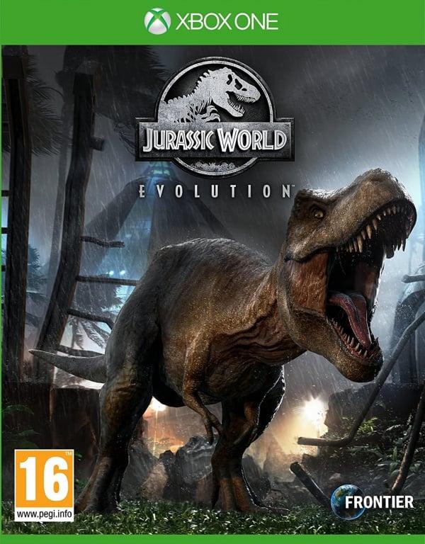 jurassic world evolution xbox one news reviews