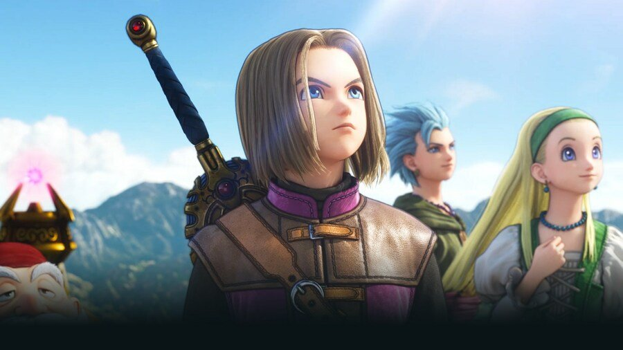 Heads Up, Dragon Quest XI Is Currently On Sale On The Xbox Store