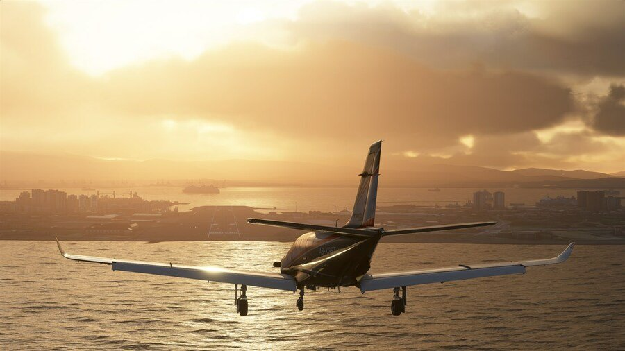 Microsoft Flight Simulator Is Now Available With Xbox Game Pass For PC