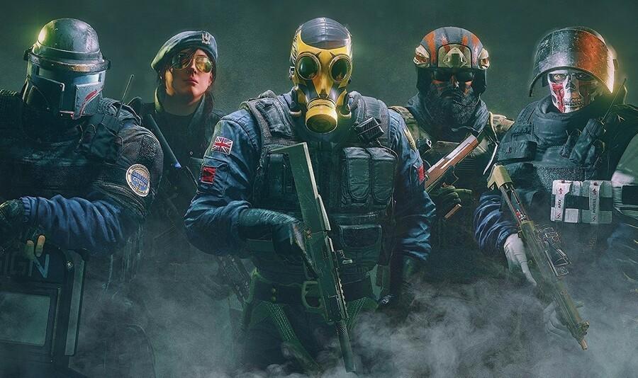 Rainbow Six Siege (2)