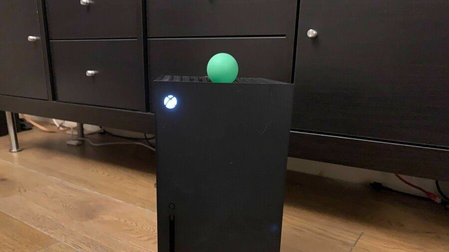 Sorry, You Probably Can't Float Ping Pong Balls With The Xbox Series X