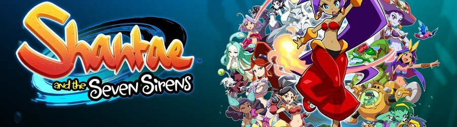 Shantae and the Seven Sirens (Xbox One)