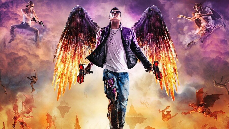 A Saints Row Reboot Is Being Teased For Gamescom