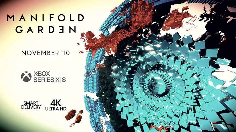 Manifold Garden To Receive A Launch Day Upgrade For Xbox Series X|S