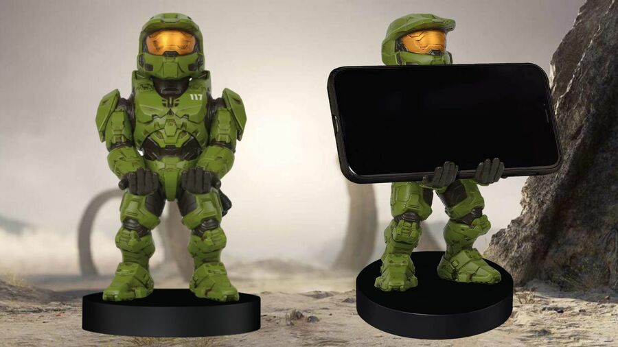 Official Halo Infinite Controller Holder Now Available For Pre-Order