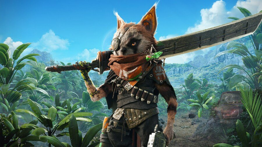Biomutant's Latest Patch (1.5) Increases The Game's Level Cap