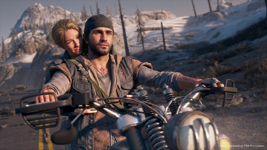 Random: PlayStation's Days Gone Is Now Technically Playable On Xbox