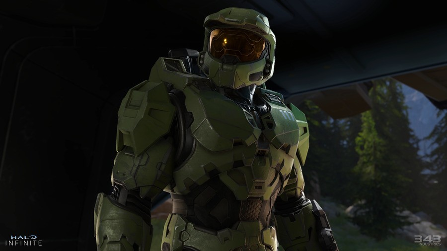 Halo Infinite Actor Suggests The Game Will Be Out Next Spring