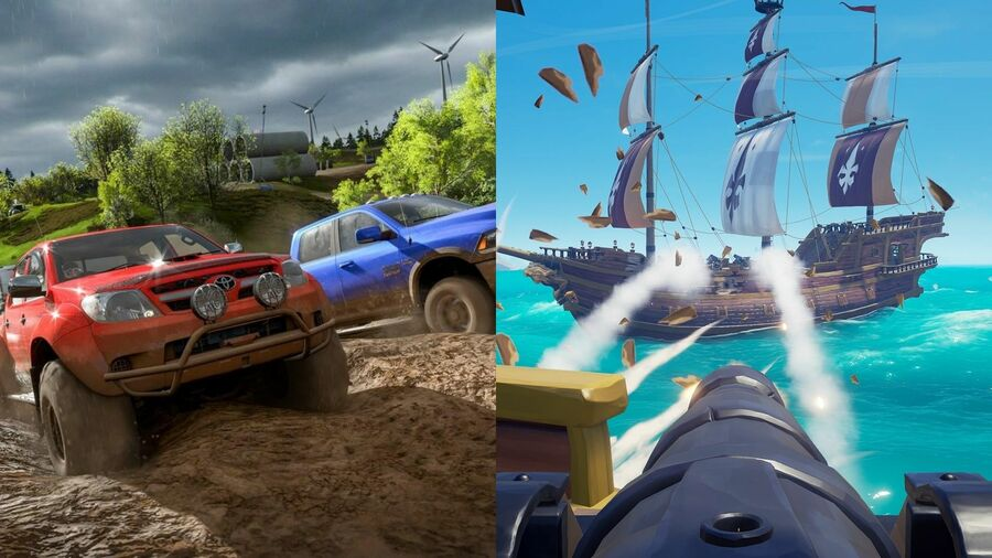 Forza Horizon 4, Sea Of Thieves Are Being Optimised For Xbox Series X