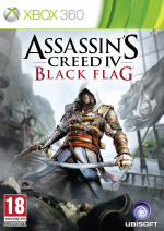 Assassin's Creed IV: Black Flag Cover (Click to enlarge)