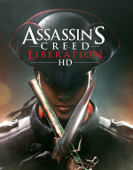 Assassin's Creed Liberation HD Cover (Click to enlarge)