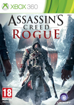 Assassin's Creed Rogue Cover (Click to enlarge)