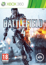 Battlefield 4 Cover (Click to enlarge)