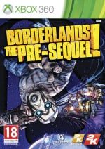 Borderlands: The Pre-Sequel Cover (Click to enlarge)