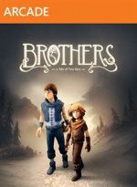 Brothers: A Tale of Two Sons Cover (Click to enlarge)