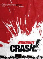 Burnout CRASH! Cover (Click to enlarge)