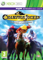 Champion Jockey Cover (Click to enlarge)