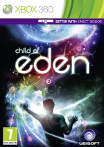 Child of Eden Cover (Click to enlarge)