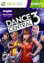 Dance Central 3 Cover (Click to enlarge)