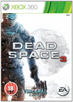 Dead Space 3 Cover (Click to enlarge)