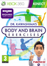 Dr Kawashima's Body and Brain Exercises Cover (Click to enlarge)