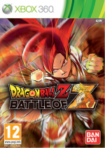 Dragon Ball Z: Battle of Z Cover (Click to enlarge)