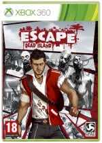 Escape Dead Island Cover (Click to enlarge)