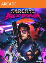 Far Cry 3 Blood Dragon Cover (Click to enlarge)