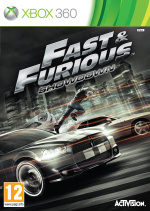 Fast and Furious: Showdown Cover (Click to enlarge)