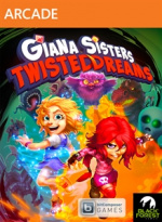 Giana Sisters: Twisted Dreams Cover (Click to enlarge)