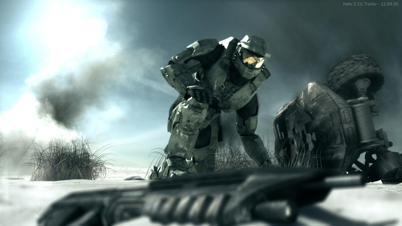 Halo 3 (Xbox 360) News, Reviews, Screenshots, Trailers