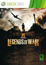 History: Legends of War Cover (Click to enlarge)