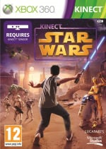 Kinect Star Wars Cover (Click to enlarge)