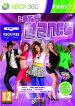 Let's Dance with Mel B Cover (Click to enlarge)