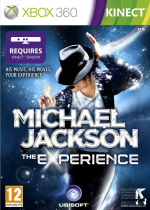 Michael Jackson: The Experience Cover (Click to enlarge)