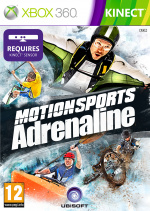 MotionSports Adrenaline Cover (Click to enlarge)