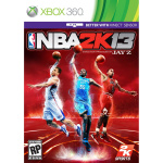 NBA 2k13 Cover (Click to enlarge)