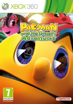 PAC-MAN and the Ghostly Adventures Cover (Click to enlarge)