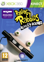 Raving Rabbids: Alive and Kicking Cover (Click to enlarge)