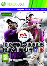 Tiger Woods PGA Tour 13 Cover (Click to enlarge)